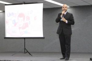 Palestra Claudio Moreira no G10